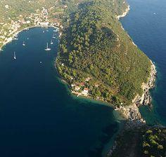 island of šipan- dubrovnik county
