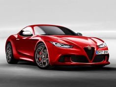 Alfa Romeo will take the fight to the Jaguar F-Type new 2017 Alfa Romeo Coupe painting the beauty of the idea Maserati Alfieri. You've lusted after carbon fiber and daydreamed about 2017 Alfa Romeo Supercar. Alfa Romeo Gtv 2000, Alfa Romeo Cars, Alfa Romeo Giulia, Alfa Cars, Chevrolet Chevelle, Chevy, 1957 Chevrolet, Jaguar F Type, Supercars