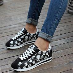 Skull & Bones Shoes