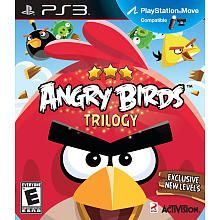 Angry Birds Trilogy for Sony PS3 $39.99 (if we don't get Xbox only)