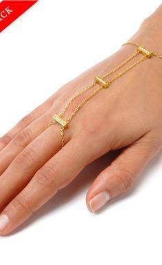 Hand Jewels.