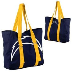 San Diego #Chargers Big Logo Tote