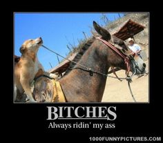 Always Ridin' – Demotivational Posters