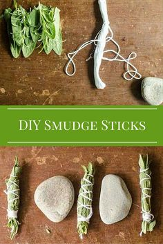 Make your own smudge