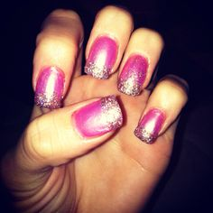 new years nails!:)