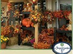 Outdoor Fall Decorations - Bing Images