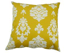 "Split P Janette Damask Pillow, 20"" Split P https://www.amazon.com/dp/B00URK6RTG/ref=cm_sw_r_pi_dp_U_x_ms7RAb86X4SPJ"