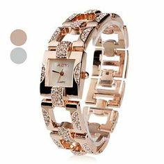 Tanboo Women's Steel Analog Quartz Wrist Watch (Assorted Colors) by Tanboo. $29.99. Casual Watches. Women's Watche. Wrist Watches. Gender:Women'sMovement:QuartzDisplay:AnalogStyle:Wrist WatchesType:Casual WatchesBand Material:SteelBand Color:Gold, SilverCase Diameter Approx (cm):3Case Thickness Approx (cm):0.8Band Length Approx (cm):19Band Width Approx (cm):1.2
