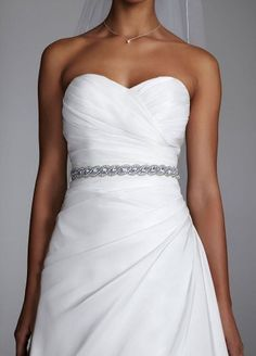 Davids Bridal Heavily Embellished Woven Satin Sash Style G21878 Davids Bridal,http://www.amazon.com/dp/B00APYAYR0/ref=cm_sw_r_pi_dp_r4ItrbDC05E94CA0