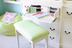 bench for desk