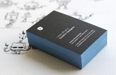 20 Minimalistic Business Card Designs for Your Inspiration Yes.