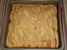 Mom's Fresh German Apple Kuchen Recipe