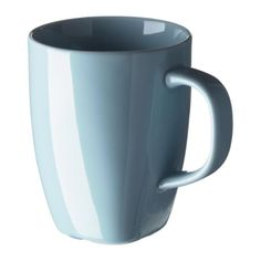 Because I need a good solid mug for the amount of tea drinking I do. No namby pamby tea cups for me!