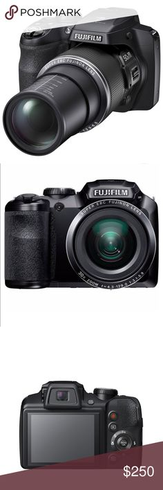Fujifilm Camera It has an incredible zoom! If you are taking a photo of scenery from a ways away, you can get close enough to see single leaves, bugs! If you're taking photos of clothing, you can see every single last stitch! It is truly an amazing camera✨ Urban Outfitters Other