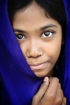 Beauty in Her Eyes by David_Lazar