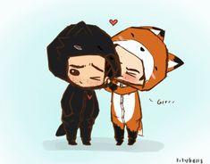 Fox cute love Sterek