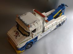 LEGO Scania T144 Tow Truck