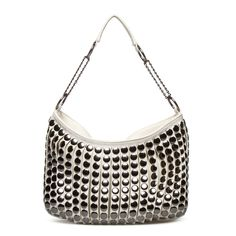 Something so cute about this bag and it's not a bulky bag at all.  Good for summer.