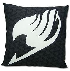 Fairy Tail Pillow - Guild Logo