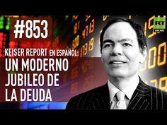 Keiser report en español: Un moderno jubileo de la deuda (E853)- Videos de RT