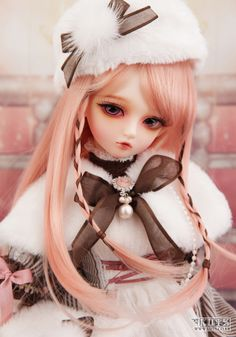 LUTS - Ball Jointed Dolls (BJD) company These dolls are so cute!