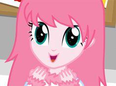 Flufflepuff EQG is excited by ~Dashin-Stallion on deviantART Twilight Equestria Girl, Equestria Girls, All My Little Pony, My Little Pony Friendship, Fluffy Puff, Little Poni, Der Computer, Princess Luna, Animation