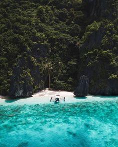 "Warren Camitan on Instagram: ""Beach days in Entalula Island 🌴"""