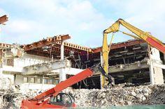 building demolition Arwood Waste