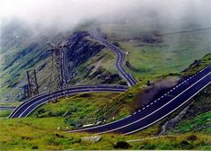The Transfăgărășan (that's the exact spelling) is the highest and most dramatic paved road from Romania. Built as a strategic military route by the former dictator Nicolae Ceausescu between 1970 and 1974, this road connects the historic regions of Transylvania and Wallachia, and the cities of Sibiu and Pitesti. The Transfagarasan represents 90 km of twists and turns run North to South across the tallest sections of the Carpathian Mountains between the highest peaks of the mountain in this cou...