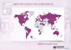 Global emergence of new psychoactive substances