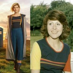 Doctor Who Spoiler News an exciting time when Jodie Whittaker has become the only female Doctor in the shows History Dr Who Costume, Doctor Who Costumes, Disneysea Tokyo, Sarah Jane Smith, Rose And The Doctor, Doctor Who Companions, Tv Doctors, 13th Doctor, Broadchurch