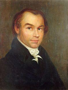 Friedrich Johann Justin Bertuch (1747-1822) een van Goethes uitgevers