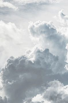 Creative Sky, Air, Bright, Clouds, and White image ideas & inspiration on Designspiration White Clouds, Sky And Clouds, Pure White, Black And White, White Sky, Yellow Sky, Green Sky, Orange Sky, Purple Sky