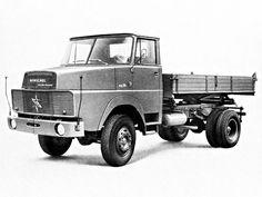 '1962-67 Henschel HS 14 HK Kipper