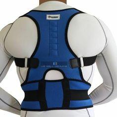 Neoprene Magnetic Posture Bad Back Corrector Lumbar Shoulder Support Belt Brace Back Brace Posture Corrector, Posture Corrector For Men, Posture Support, Flats With Arch Support, Workout Belt, Neck And Back Pain, Posture Correction, Improve Posture, Braces