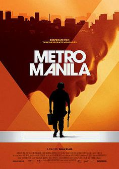 Metro Manila. A harsh reality for life in the Philippines. Beautiful, raw and gripping.