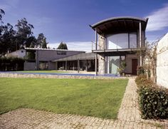 Casa para un Avogado | Pedro de Llano | Ames (2000)