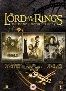 lord of the rings .....