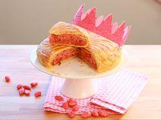 La galette aux pralines roses, en vidéo