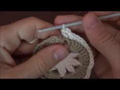 borsa con piastrelle all'uncinetto tutorial (parte 1)