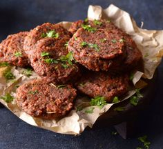Indické hamburgery s červenou řepou , Foto: Marek Kučera