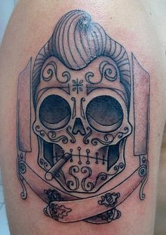 Hello, this is a tattoo made in 2011 in Porto Alegre, Brasil. Done by Verani Tattoo. @afonsokm