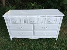 High Quality ◇This Dresser Has Seven (7) Spacious Drawers. ◇It Is A Great Piece Of  Furniture And Sturdy. Made By LEA, The Bedroom People. Pictures