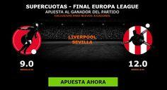 el forero jrvm y todos los bonos de deportes: 888sport supercuota 9 o 12 Final Europa League Liv...
