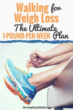 Walking can help you lose weight (without making you suffer through a grueling exercise program.) This blog post shows you how to do it in a simple 10-step process that can be added to any busy day.