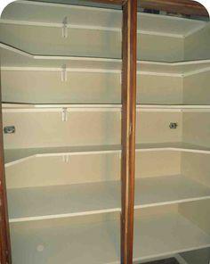 Best Wood for Pantry Shelves - Decor Ideas Decor, Wood, Shelves, Pantry Shelving, Pantry Storage Cabinet, Home Decor, Shelf Decor, Kitchen Design, Shelving