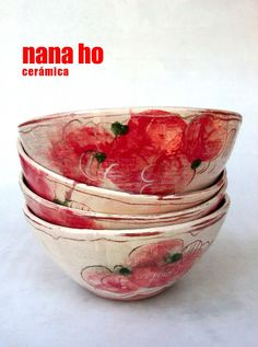 Very pretty!  nana ho cerámica