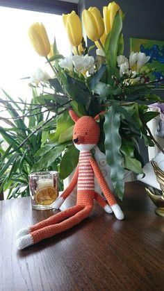 Crochet mr Fox