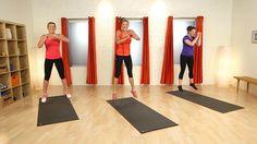 Time-Saving Total-Body Tabata Workout: We love Tabata interval workouts.