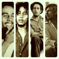 Bob Marley.  I know I pin a lot of Bob Marley, but for many people, he is Jamaica.